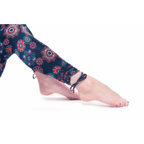 Yogamasti Yoga legging bioligisch zwart