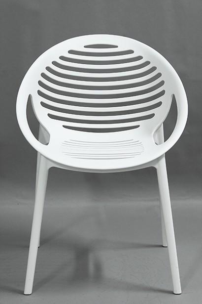 Duverger Coco design - stoel - wit - 4 stuks