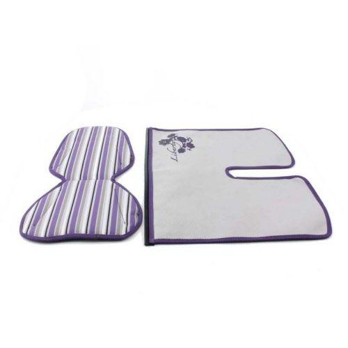 Kussenset Mini + Windschermflap Lilac Mist Purple