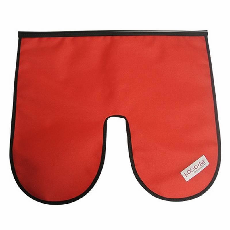 Hooodie Windscherm Flap Bright Red Solid