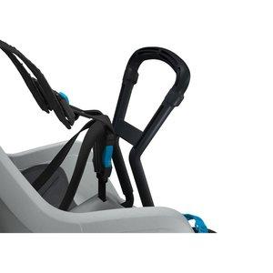 Thule RideAlong Mini Voor Fietsstoeltje Donker Grijs
