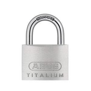 Abus hangslot Titalium 50mm krt