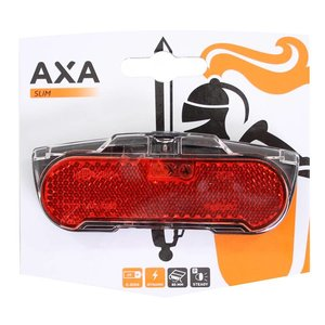 Axa achterlicht Slim steady 80mm