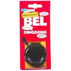 Niet verkeerd bel Ding Dong 60mm zw