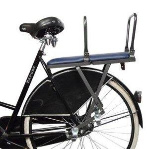 Jan van de Staak Duozitter voor 2 kinderen achterop de fiets (Dubbelzitter) (Tweeling)