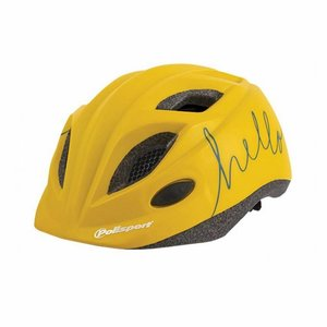 Polisport Kinderhelm Hello Junior Premium