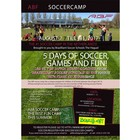 Soccer Summer Camp August