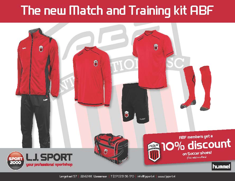ABF Match and Training Kits