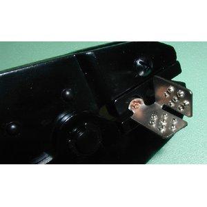Krimpconnectoren tbv vloerverwarmingsfolie
