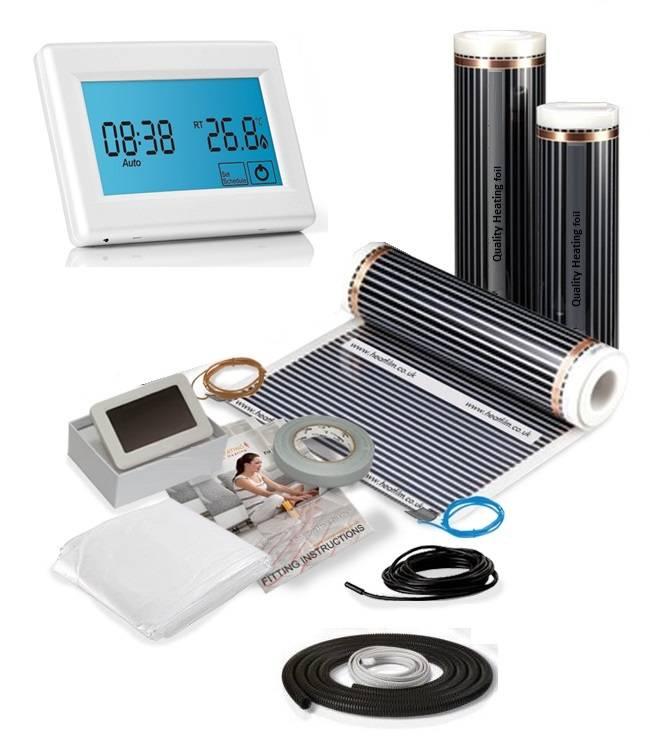 Elektrische vloerverwarming van Quality heating - Elektrische ...