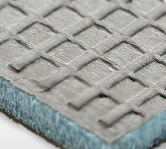 elektrische vloerverwarming isolatie boards ISO64