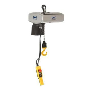 SWF Elektrische kettingtakels 125kg.