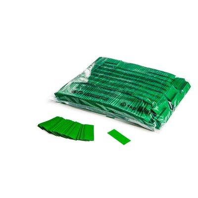 MagicFX Slowfall confetti 55x17mm donkergroen
