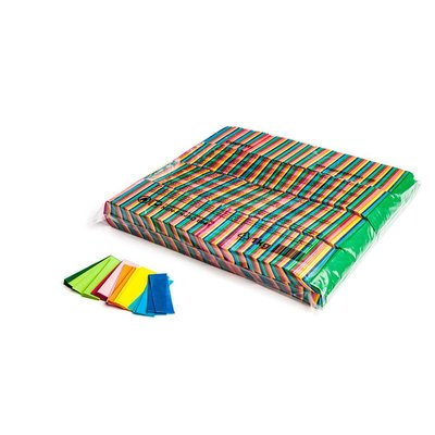 MagicFX Slowfall confetti 55x17mm multicolour