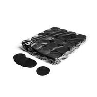 MagicFX Slowfall confetti rondjes 55mm zwart