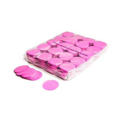 MagicFX Slowfall confetti rondjes 55mm roze