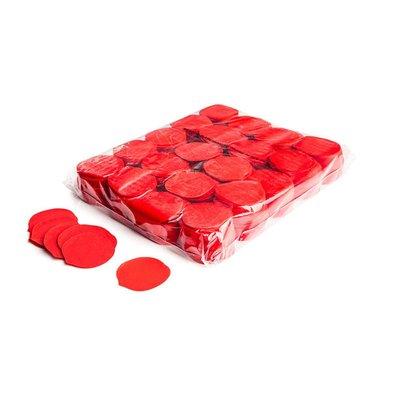 MagicFX Slowfall confetti rozenblaadjes 55mm rood