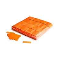 MagicFX Slowfall UV confetti 55x17mm Fluo oranje