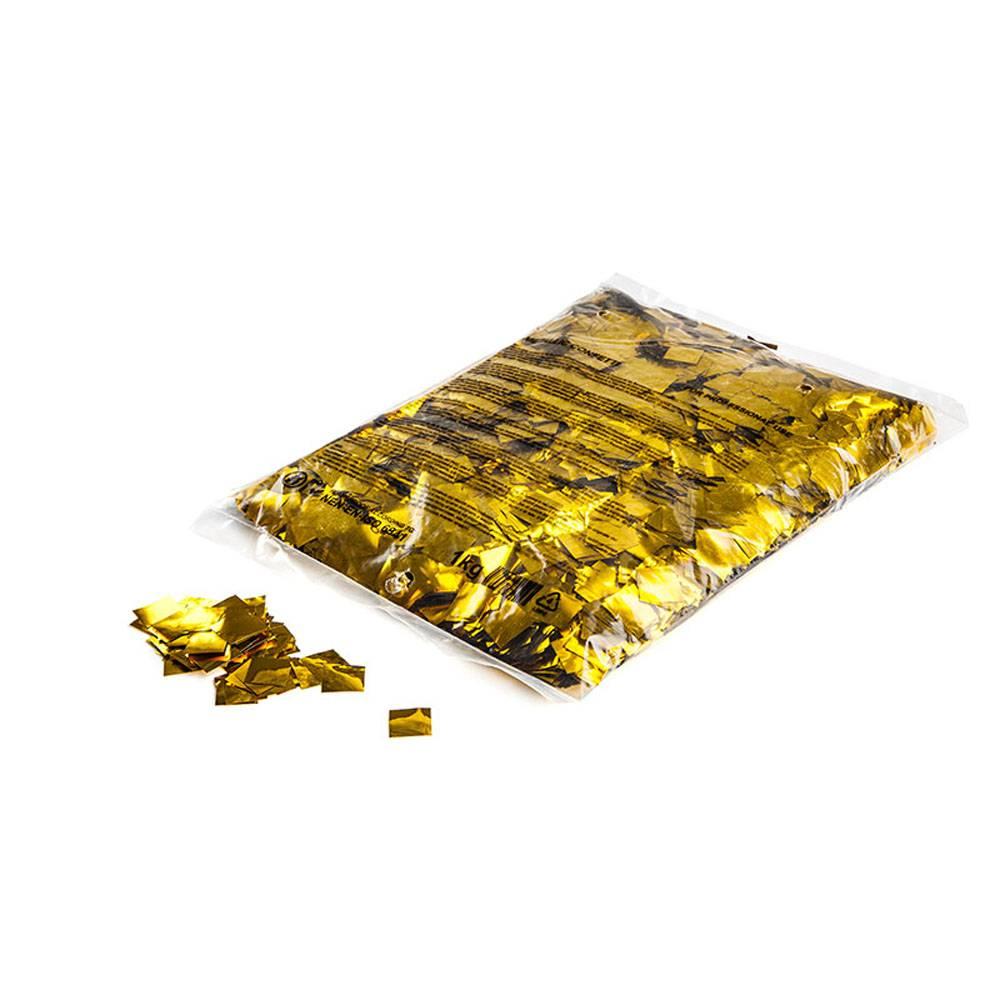 Image of MagicFX Metallic confetti vierkantjes 17x17mm goud