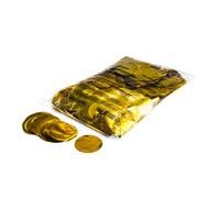 MagicFX Metallic confetti rondjes 55mm goud