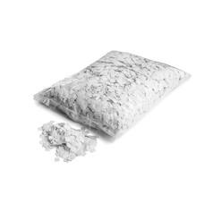 MagicFX Slowfall sneeuw confetti 10x10mm wit