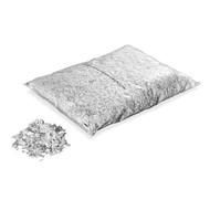 MagicFX Sneeuwvlok confetti 500g wit