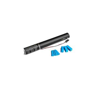 MagicFX Electric Confetti Cannon 50cm lichtblauw