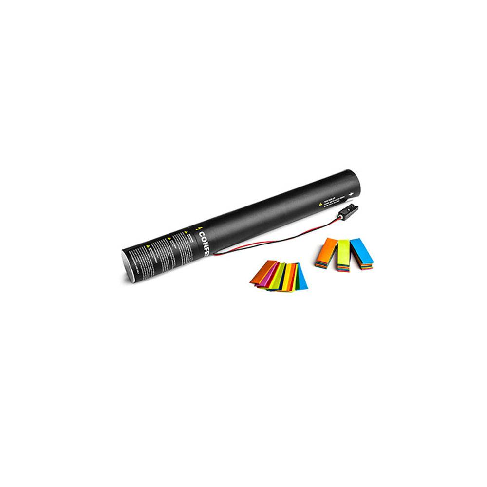 Image of MagicFX Electric Confetti Cannon 50cm multicolour