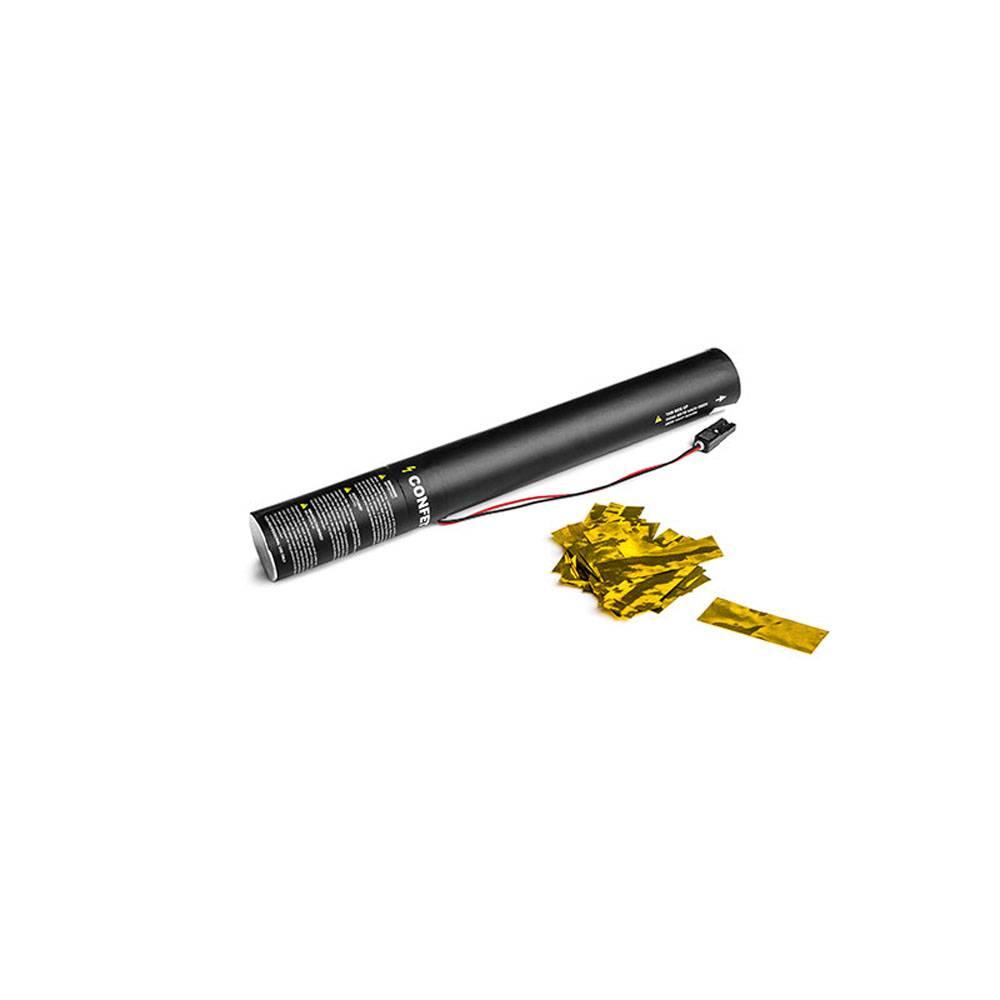 Image of MagicFX Electric Confetti Cannon 50cm goud metallic