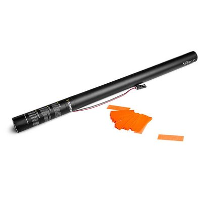MagicFX Electric UV Confetti Cannon 80cm Fluo oranje