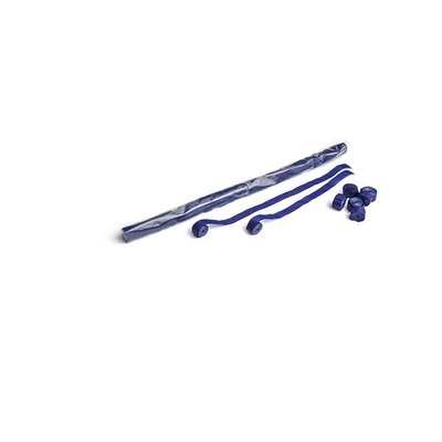 MagicFX Streamers 10m x 1.5cm donkerblauw