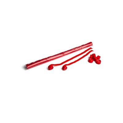 MagicFX Streamers 10m x 1.5cm rood