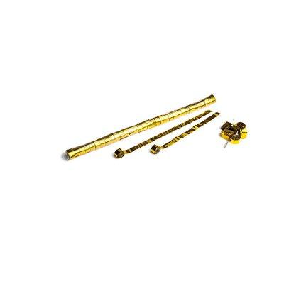 MagicFX Metallic streamers 10m x 1.5cm goud