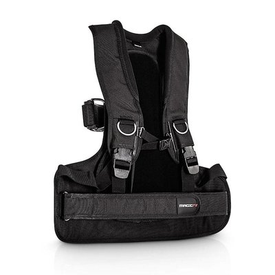 MagicFX CO2 Backpack voor gasfles