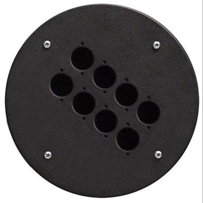 Procab CRP308 plaat voor CDM300 met 8x D-size gat
