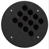 Procab CRP312 plaat voor CDM300 met 12x D-size gat