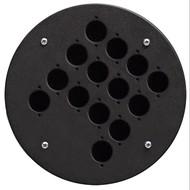 Procab CRP314 plaat voor CDM300 met 14x D-size gat
