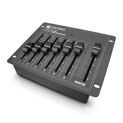 Cameo CONTROL6 6-kanaals DMX lichtcontroller