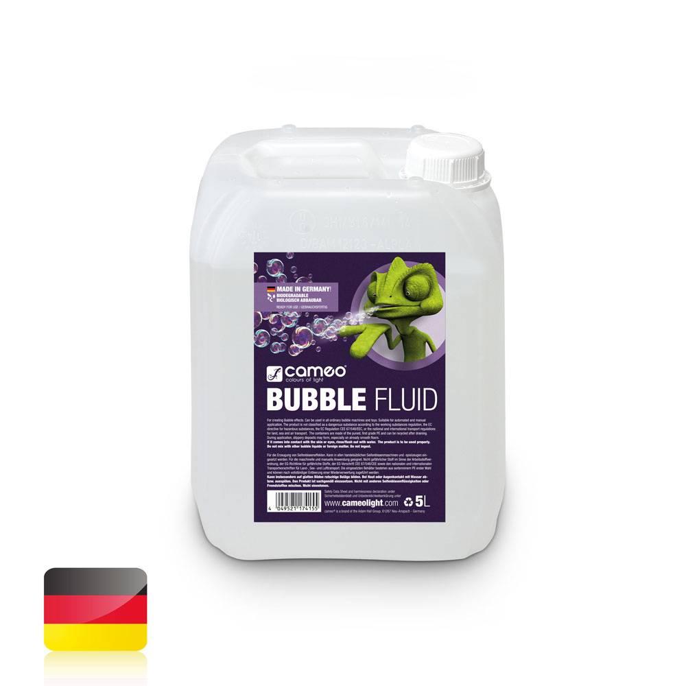 Image of Cameo Bubble Fluid bellenblaasvloeistof 5L