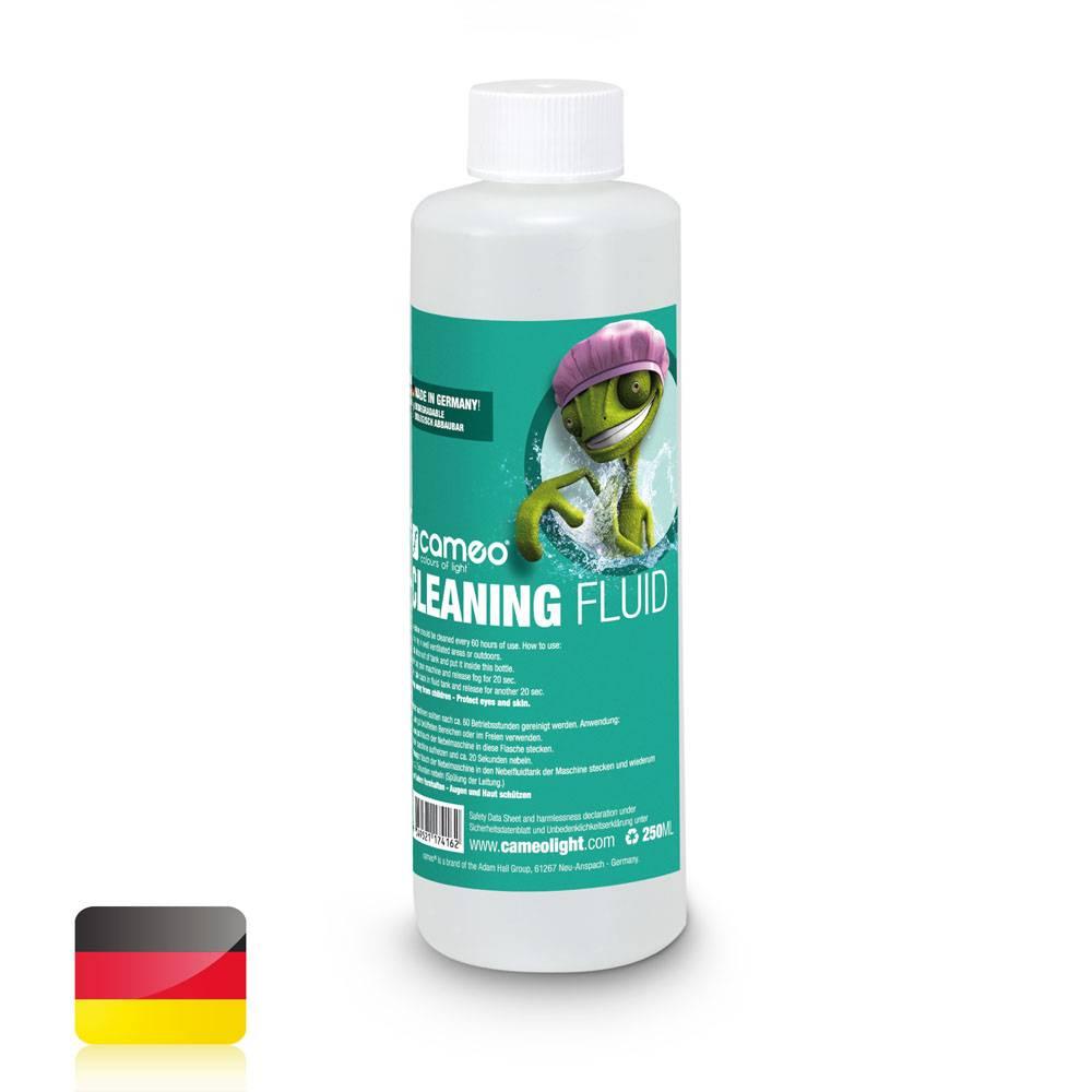 Image of Cameo Cleaning Fluid rookmachine reinigingsvloeistof 250ml
