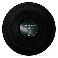 Native Instruments Traktor Scratch Control Vinyl MK2 zwart