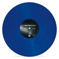 Native Instruments Traktor Scratch Control Vinyl MK2 blauw
