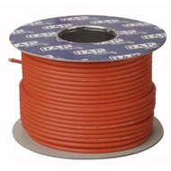 DAP MC-226R microfoonkabel dubbele afscherming rood 100m