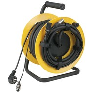 DAP Kabelhaspel met 20m Power/Signaal kabel