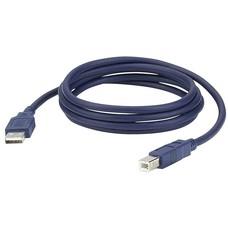 DAP USB-A naar USB-B kabel 150cm