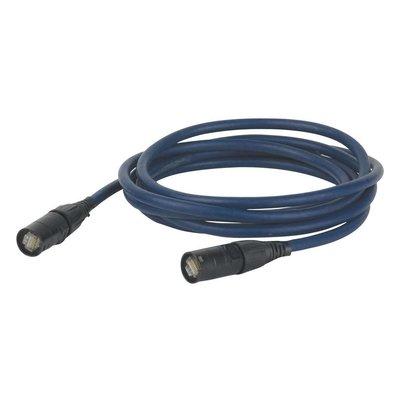 DAP FL57 CAT5e UTP kabel met Neutrik pluggen 3m