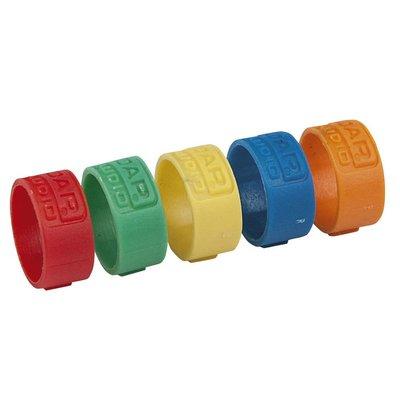 DAP kleurring voor X-Type Jack connector oranje