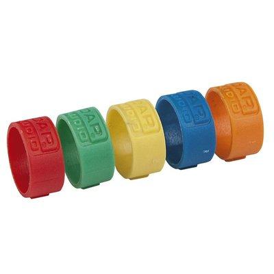 DAP kleurring voor X-Type Jack connector geel