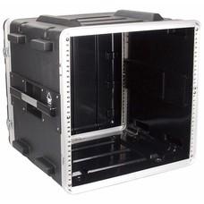 DAP ABS kunststof flightcase 10 HE