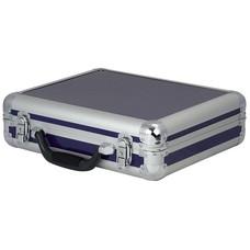 DAP ACA-MIC1 Microfoonkoffer voor 7 microfoons blauw
